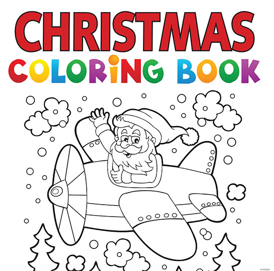 - Christmas Coloring Book 2015 Green Shoot Media