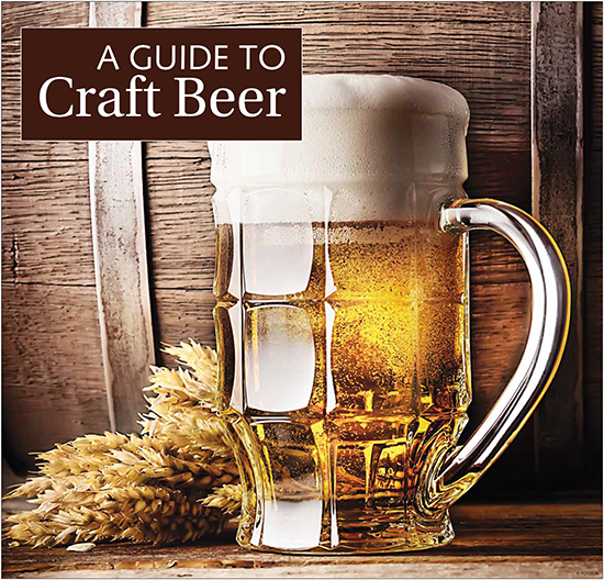 Green shoot media for Guide to craft beer